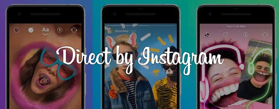 Direct by Instagram - Instagram's new messaging app