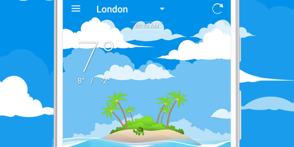 Weather Wiz - Beautiful weather app for Android | Product Hunt