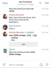 Splitty for Telegram - Helps with managing shared expenses   Product