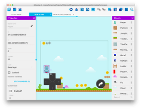 GDevelop - Open-source game making software for everyone | Product Hunt