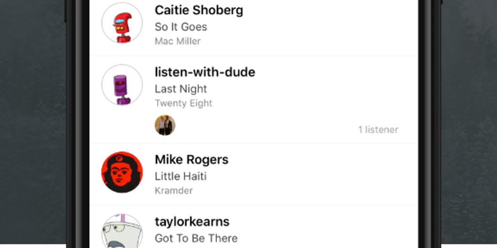 Listen Along - Listen to Spotify with others in real time | Product Hunt