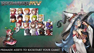 RPG Maker MV - Create your own role-playing games | Product Hunt