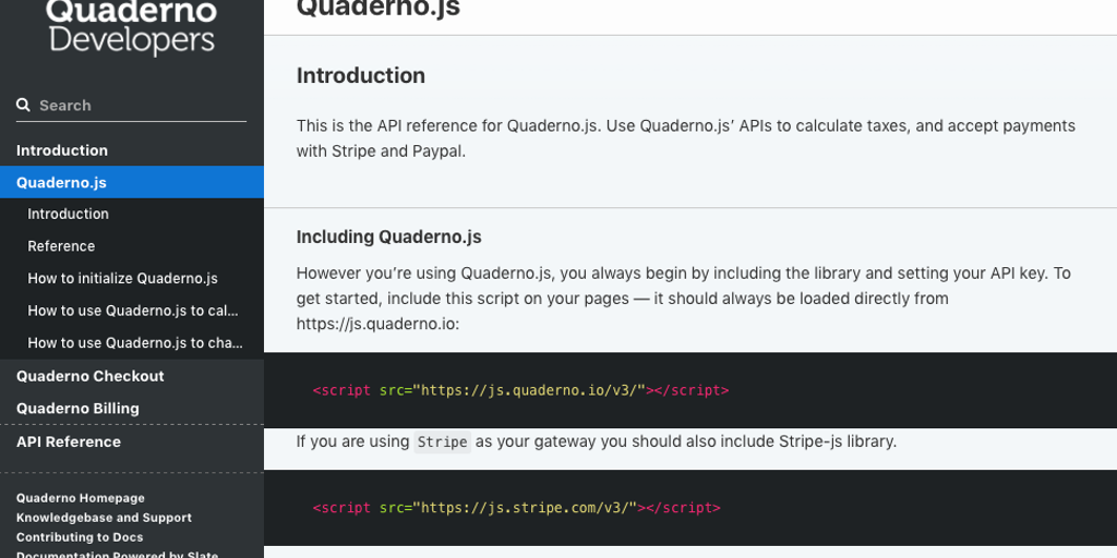 Quaderno Checkout - Calculate sales taxes automatically | Product Hunt