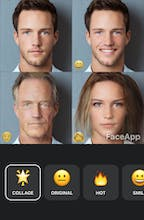 FaceApp - Transform your face using AI in just one tap! | Product Hunt