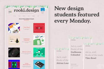 Rooki Design Online Magazine For Design Students Free Design