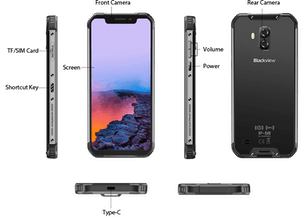 90a6ab3b23db2 Blackview - A super rugged smartphone that can withstand anything ...