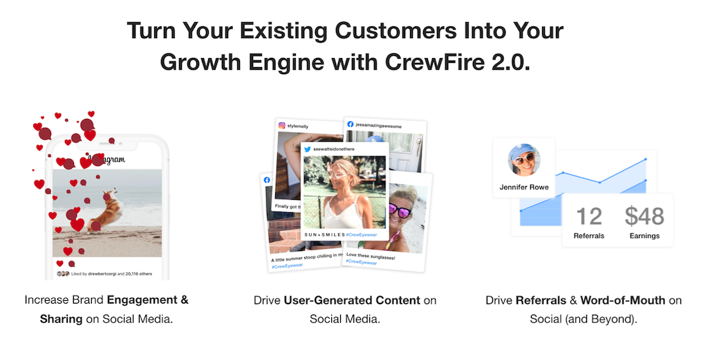 CrewFire - Turn your customers into brand ambassadors | Product Hunt