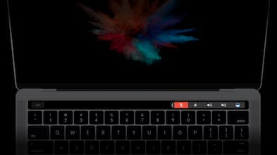 Mute Me - A simple Touch Bar app to mute/unmute your microphone