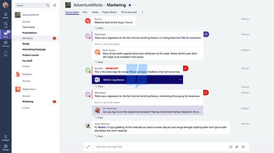 Microsoft Teams - Microsoft's Slack competitor | Product Hunt