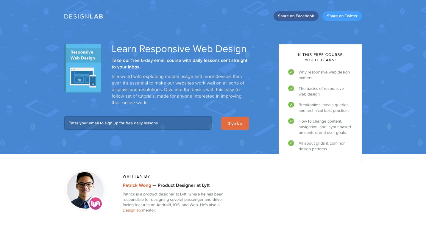 Responsive Web Design An Email Course Free Daily Lessons To Learn The Basics Of Responsive Design Product Hunt