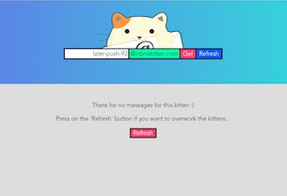InboxKitten - An open-source, disposable email service 💌   Product Hunt