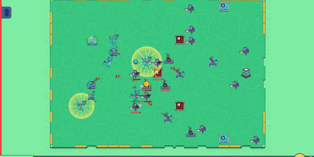 Bot Land - A free-to-play automated strategy game | Product Hunt