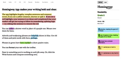 9 Tools That Will Help You Become a Better Writer - Product Hunt