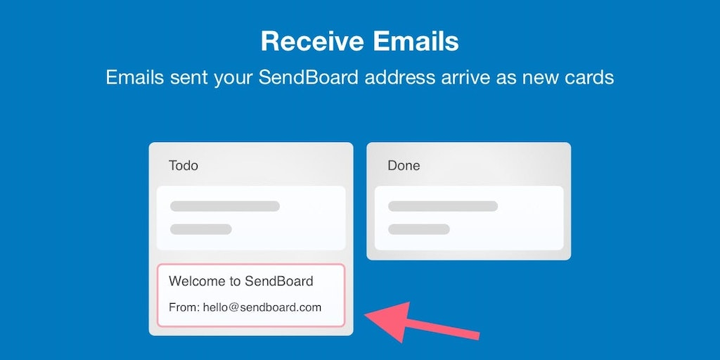 SendBoard for Trello - Create an email helpdesk in Trello | Product Hunt