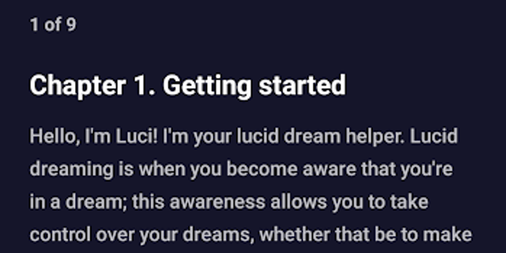 lucid dreaming how to do it