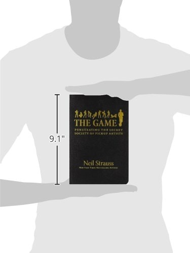 the game penetrating the secret society of pickup artists book review
