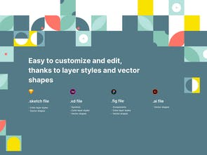Paaatterns - Free collection of beautiful patterns for all vector