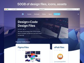 Design+Code 3 - Learn to design and code React and Swift apps