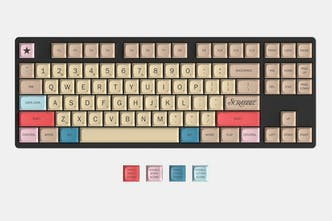 Massdrop x Hasbro Scrabble Keyboard - A playful, custom