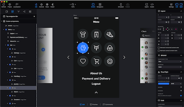 Supernova V6 - Turn sketch into iOS, android, react and