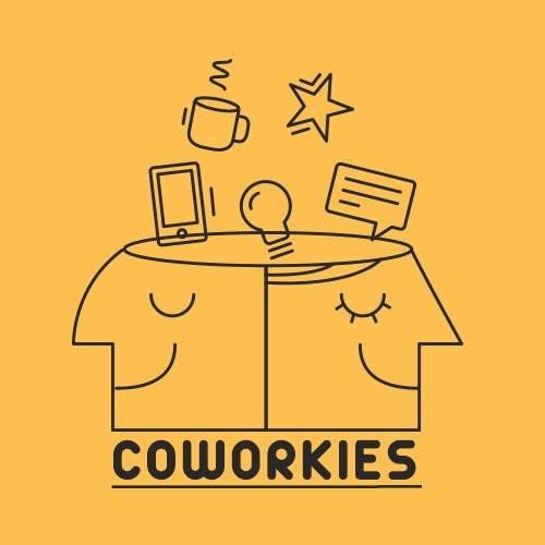 Coworkies - Coworking Connected