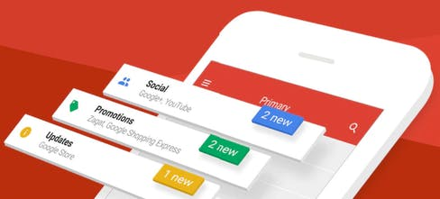 Gmail 5 0 - A facelift for Gmail on iOS | Product Hunt