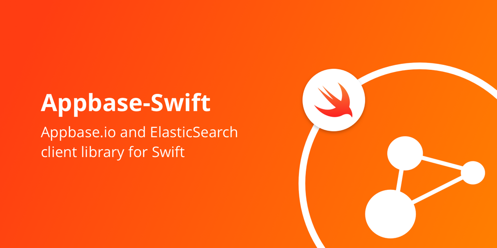 Swift ElasticSearch Client - Build search experiences for iOS and Mac apps | Product Hunt