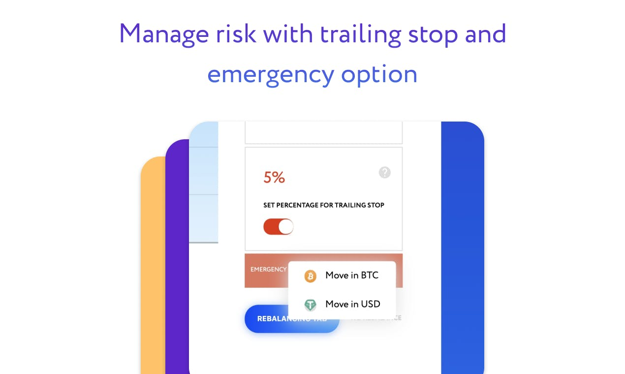 a good trailing stop buy percentage for crypto cryptocurrency