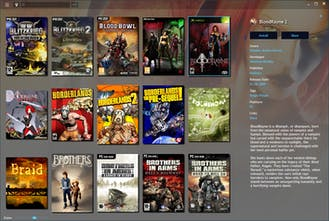 Playnite - Provides one unified interface for your PC games