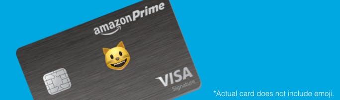 Amazon Prime Rewards Card