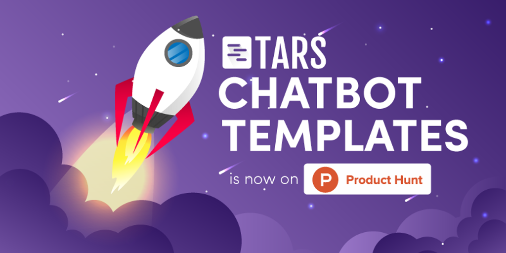 Tars Chatbot Templates - The biggest chatbot template repository in the galaxy   Product Hunt