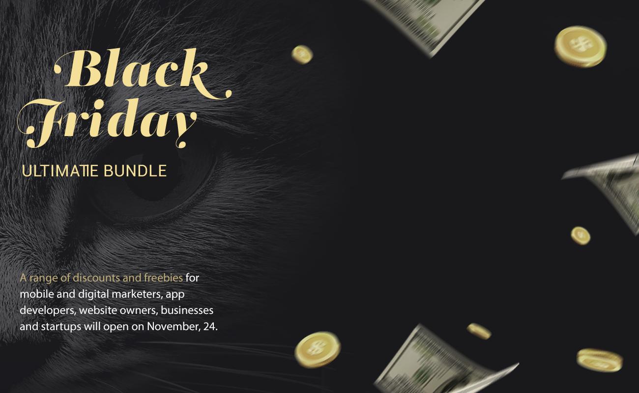 Black Friday Ultimate Bundle