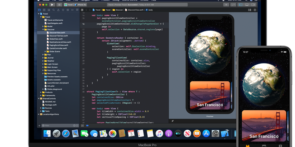 Xcode 11 - Create amazing apps and bring them to more devices | Product Hunt