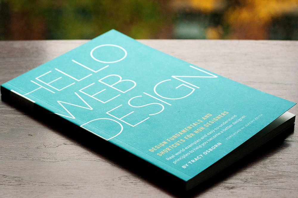 Hello Web Design - A book for programmers who want to learn design