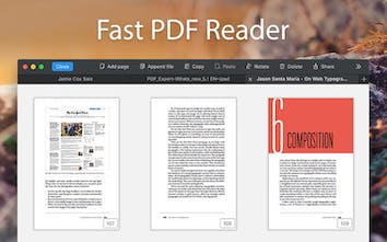 PDF Expert for Mac - The best PDF viewer, editor, and form