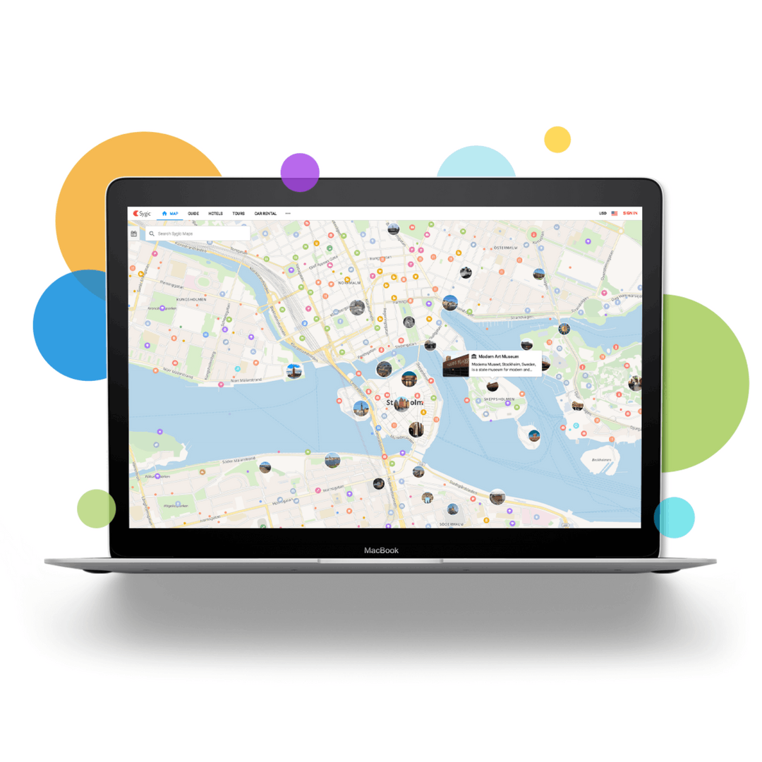 Sygic Maps - The world's first online maps designed for travelers | Product  Hunt