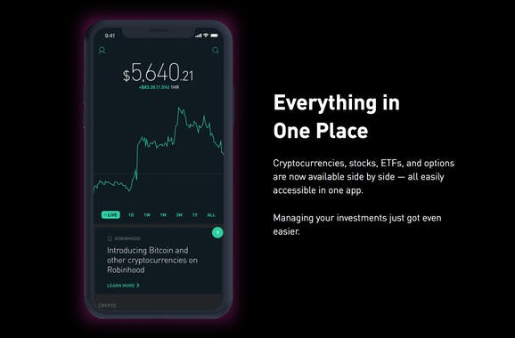 how can i buy cryptocurrency on robinhood