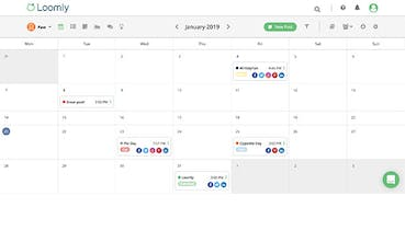 Loomly 3 0 - A social media calendar to help you make better