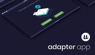 Udesly Adapter - Use Webflow to create WordPress or Shopify theme