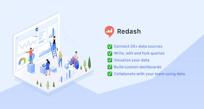Redash - Query your data, visualize it and share with your