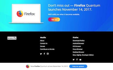 Hashtag Trending – Firefox Quantum, Facebook says 'send nudes