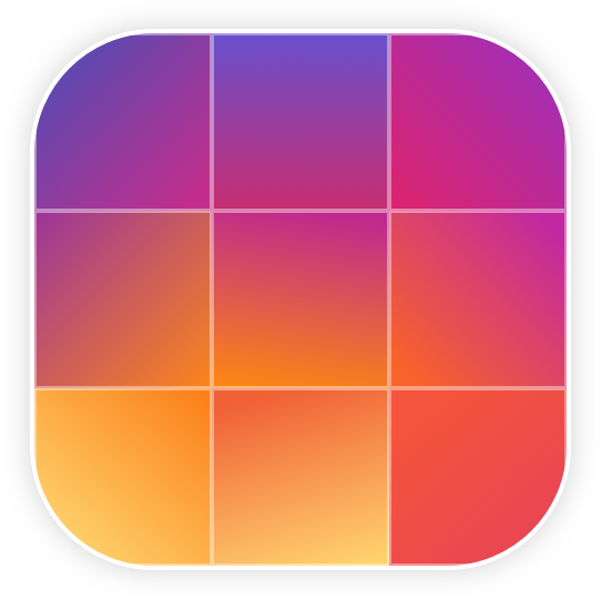PopGrid for Instagram