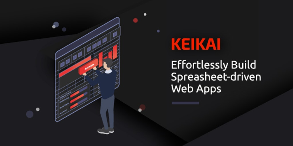 Keikai 1.0 - Turn your Excel files into Web Apps Easily | Product Hunt