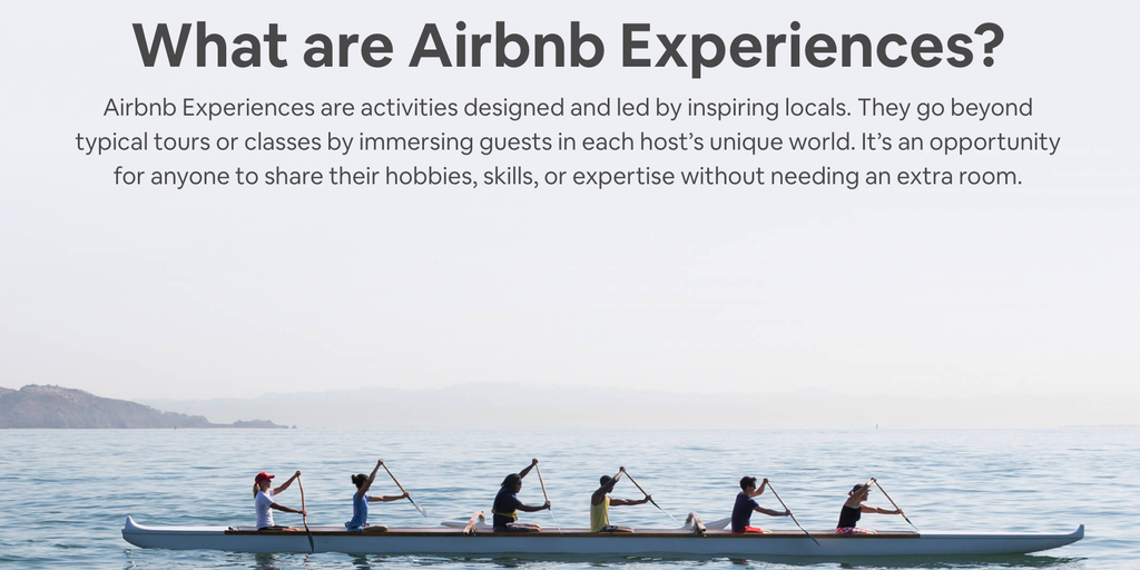 Airbnb Experiences - Airbnb expands beyond rentals — now ...