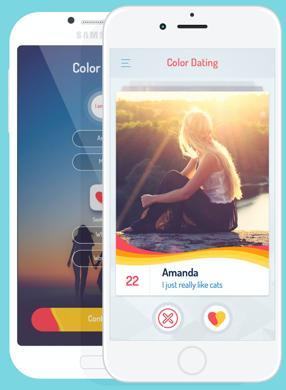 Color Dating Tinder For Interracial Dating Product Hunt
