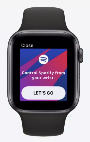 listen to spotify apple watch without iphone