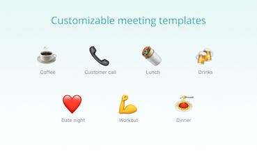 Woven Calendar for iMessage - Schedule meetings right from iMessage