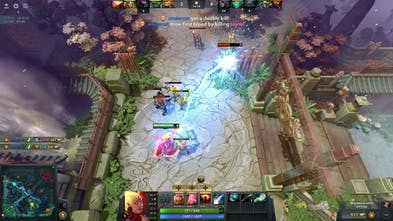 Dota 2 - Dota is a competitive game of action and strategy