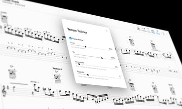 Go PlayAlong Tab Player - TAB player and practicing tool