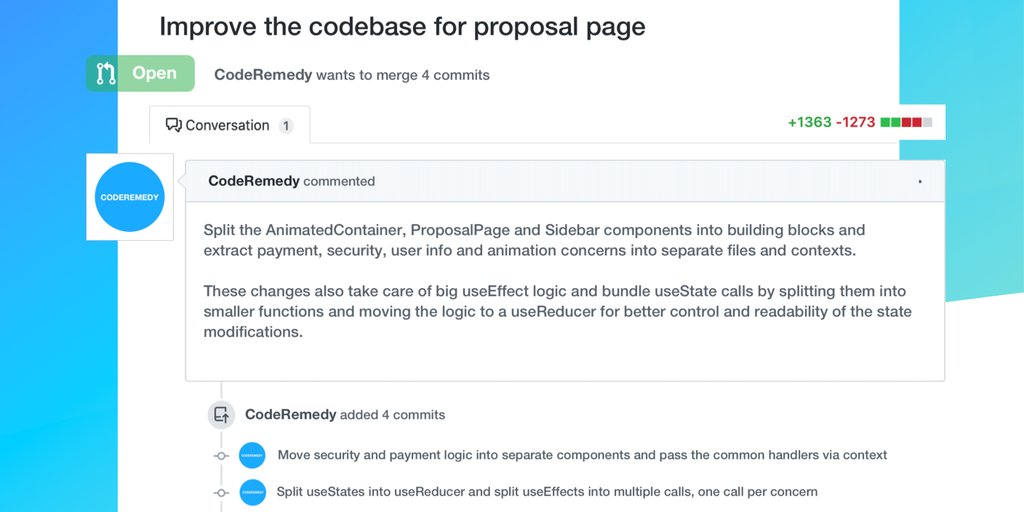 Code Remedy - We will remove the technical debt from your codebase | Product Hunt